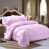 All Season Queen Diamond Quilted Comforter Soft Quilted Down Alternative Duvet Insert Bedding For Ho